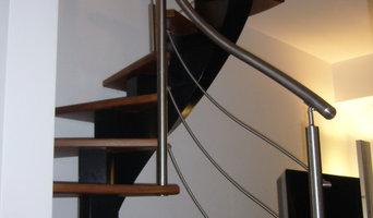 Realisation d'escaliers