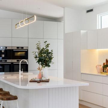 Contemporary Kitchen, Fern Bay