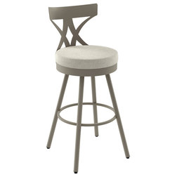 Transitional Bar Stools And Counter Stools by Amisco Industries Ltd