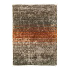 Holborn Rug, Orange Multi, 120x170 cm
