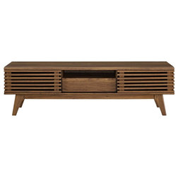 Midcentury Entertainment Centers And Tv Stands by Modway