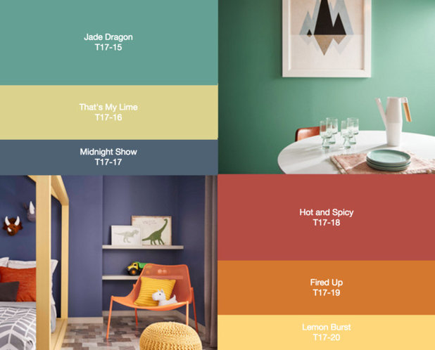 They re all here paint colors of the year for 2017 Behr color of the year 2017