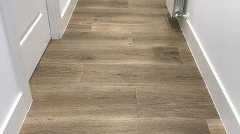 Limpieza de suelo y carpinteria
