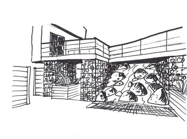 Contemporary  by Bockholt Landscape Architecture
