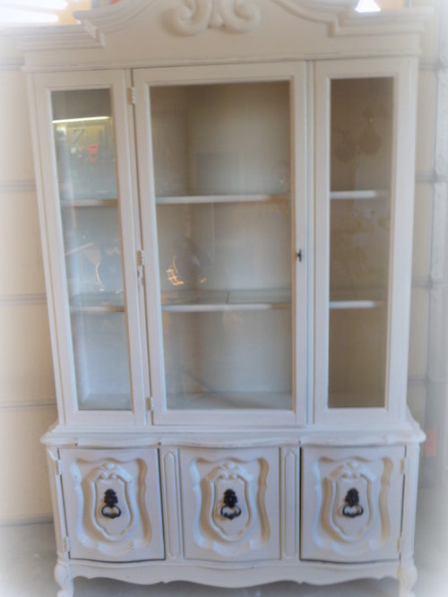 Classic Shabby Chic Finishes