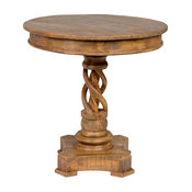 "Bella 30"" Round Table by Kosas Home"