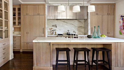 White Oak Look On Maple Wood, Whitewash Maple Cabinets