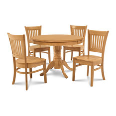 5-Piece Dining Room Sets | Houzz