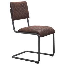 Industrial Dining Chairs by Furniture East Inc.