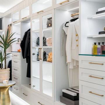 The Vogue Closet (Torres Residence)