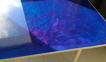 Обеденный стол (реставрация)