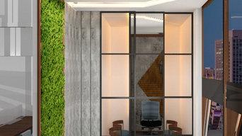 Interior Design of a Digital Media Office