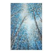 Yosemite Artwork - Into The Trees