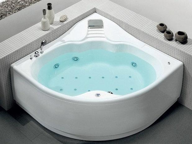 Vasche Da Bagno Angolari Grandi : Relax guida alla vasca da bagno con idromassaggio