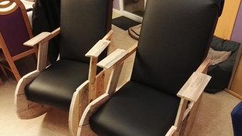 création de fauteuils
