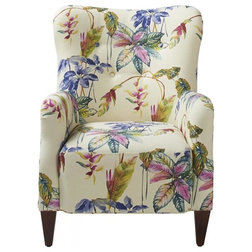 Tropical Armchairs And Accent Chairs by Jennifer Taylor Home