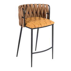 Milano Counter Chair, Champagne