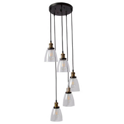 Industrial Pendant Lighting by THY-HOM
