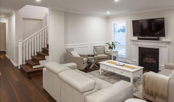 Carpentry & Joinery works to a new build Hamptons style home