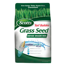 Scotts® 18251 Turf Builder® Grass Seed Dense Shade Mix, 7 Lbs