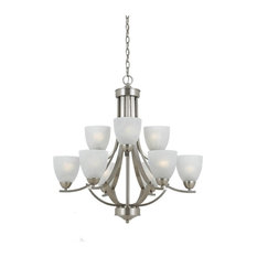 Value Collection 8001 9 Light Chandelier