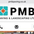 Pmb paving & landscapes Ltd's profile photo