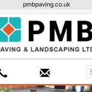 Foto von Pmb paving & landscapes Ltd