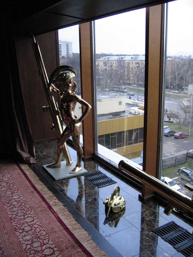 Апартамент, Минская ул., Москва