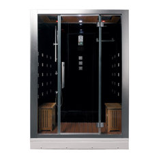 Maya Bath   Platinum Steam Shower Sauna Enclosure With Bluetooth   Steam  Showers