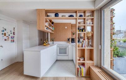 Visite Privée : Un 45 m2 parisien sublimé par le baubuche