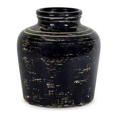 """Vase 11""""H Ceramic"""