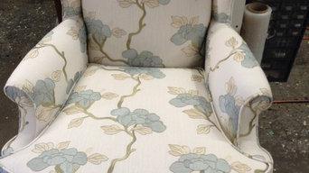 Reupholstery furniture