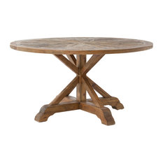 Rustic Round Dining Room Tables