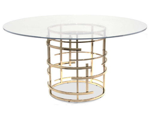 MG+BW Jules Round Dining Table   Dining Tables Part 63