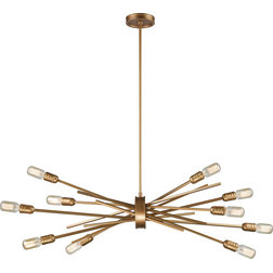 Midcentury Chandeliers by HedgeApple