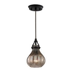 oilrubbed bronze pendant lights  houzz, Home decor
