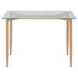 VidaXL Dining Table, 120x70x75 cm
