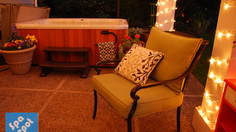 Hot Tub & Patio Lighting