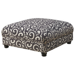 Traditional Footstools And Ottomans by Emerald Home