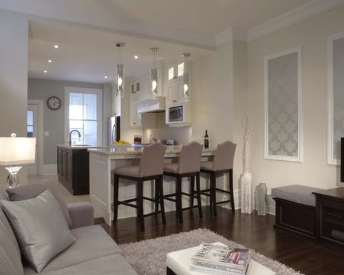 Condo interior design houzz for Condo interior design ideas