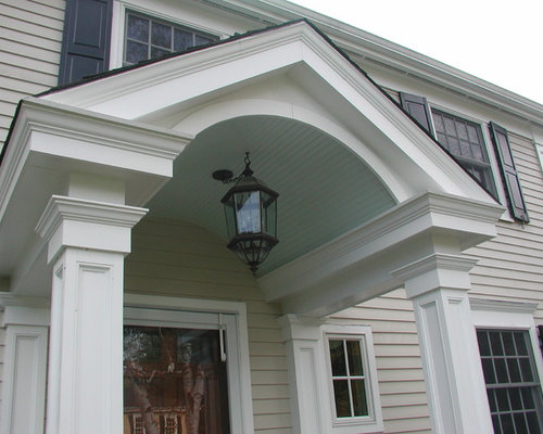 Best Portico Column Design Ideas Amp Remodel Pictures Houzz