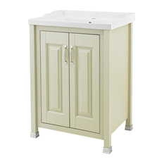 Old London Cabinet and Basin, Pistachio