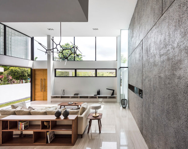 Contemporary  by Hier Architects