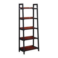 Camden Five Shelf Bookcase