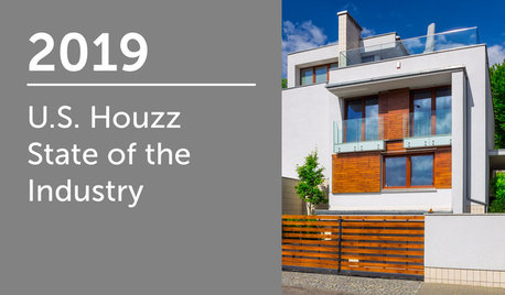 2019 U.S. Houzz State of the Industry