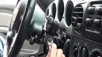 Wranger ignition switch repair