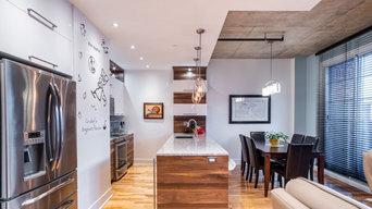 Rénovation complète d'un appartement