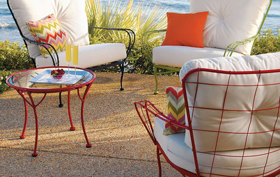 Guest Picks: Design-Forward Outdoor Furniture