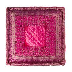 "Sumatra 18""x18"", Hot Pink"