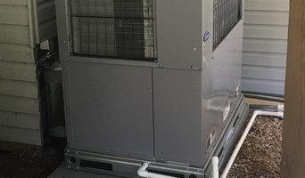 2 1/2 Ton HVAC Install